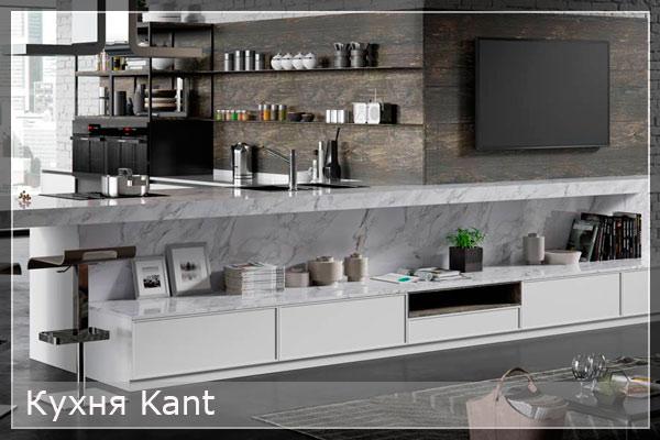 премиальная кухня kant