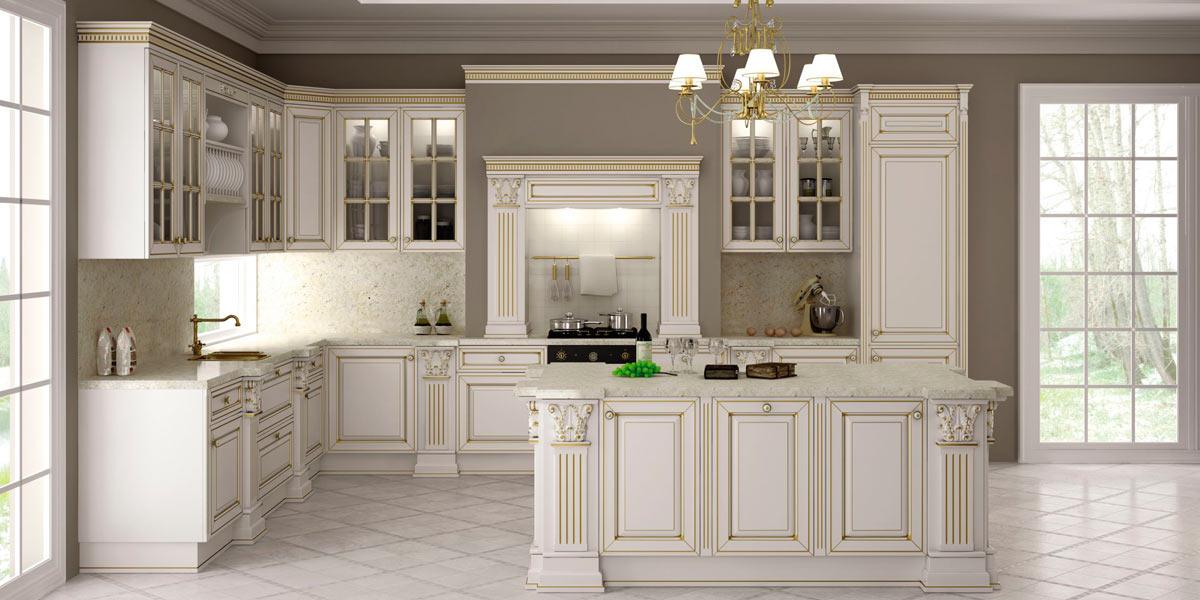 Кухня Elisaveta