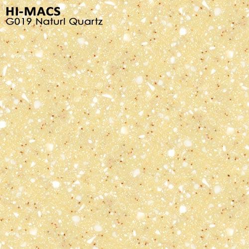 G019 Naturl Quartz