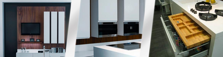 Комплект — кухня и гостиная System Stone со скидкой 60%