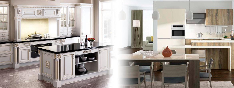 Выбираем стиль кухни: классика или модерн?