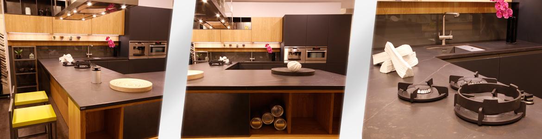 Новая модель кухни Nika-Vitrum-Industrial в нашем салоне