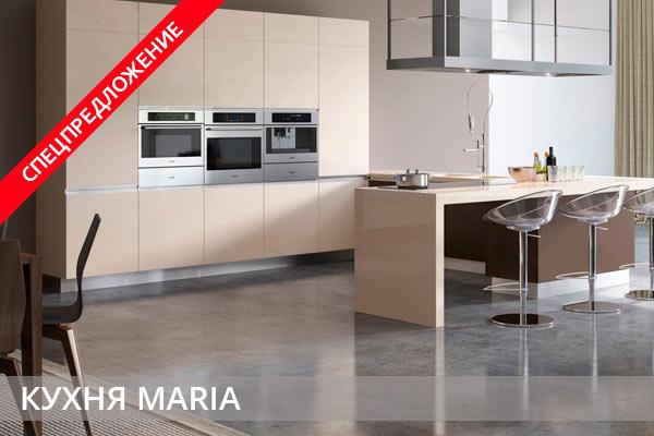 Спецпредложение кухни Maria