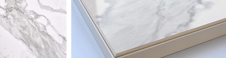 Marmo Bianco Lucidato