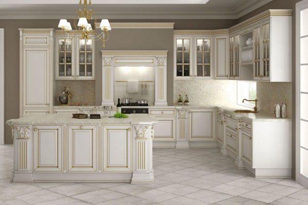 Классика кухонных дизайнерских решений