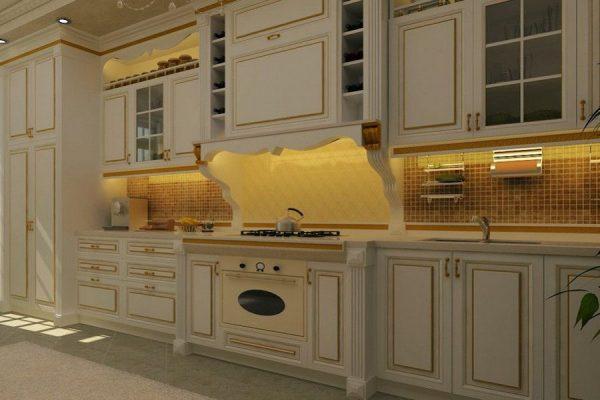Индивидуальный расчет кухонной мебели