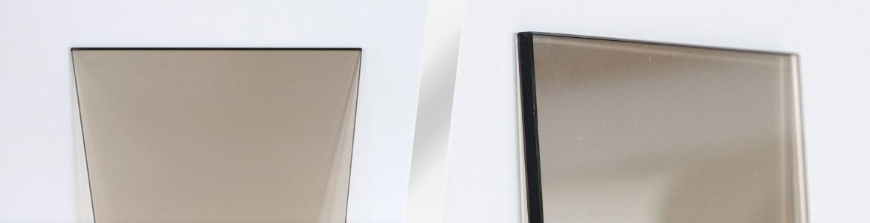 Новое стекло Attico Bronze