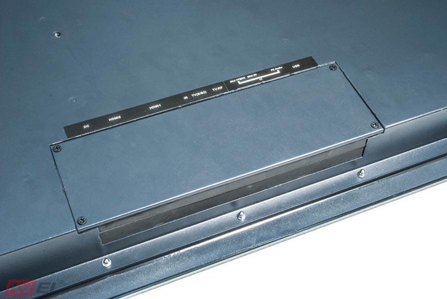 Влагозащищенный встраиваемый телевизор AVS550SM (Magic Mirror)